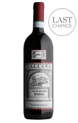 2015 Spanna, Colline Novaresi, Vallana, Piedmont, Italy