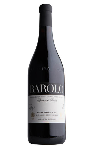 2015 Berry Bros. & Rudd Barolo by Giovanni Rosso, Piedmont