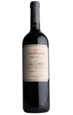 2015 Ambrosía, Viña Unica Cabernet Sauvignon, Gualtallary, Uco Valley, Argentina