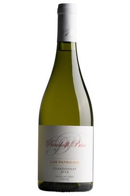2015 Pandolfi Price, Los Patricios Chardonnay, Valle del Itata, Chile