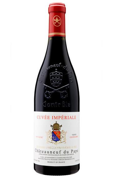 2015 Châteauneuf-du-Pape, Cuvée Impériale, Domaine Raymond Usseglio & Fils, Rhône