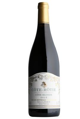 2015 Côte-Rôtie, Côte Blonde, Domaine Gilles Barge