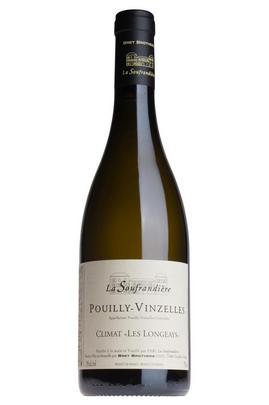 2015 Pouilly-Vinzelles, Les Longeays, Dom. de la Soufrandière, Bret Bros