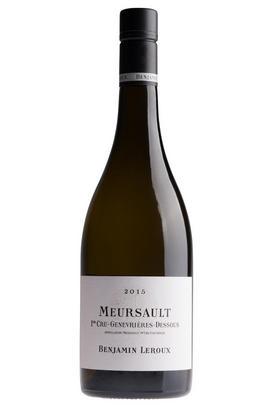 2015 Meursault, Genevrières-Dessus, 1er Cru, Benjamin Leroux