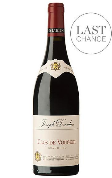 2015 Clos de Vougeot, Grand Cru, Joseph Drouhin, Burgundy