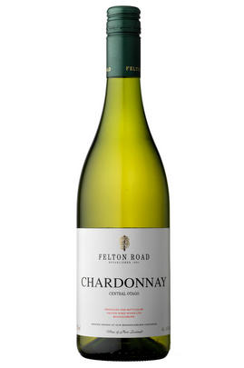 2015 Felton Road, Block 2 Chardonnay, Central Otago, New Zealand