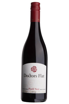 2015 Doctors Flat Vineyard, Pinot Noir, Bannockburn, Central Otago