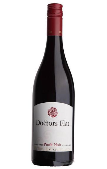 2015 Doctors Flat Vineyard, Pinot Noir, Bannockburn, Central Otago