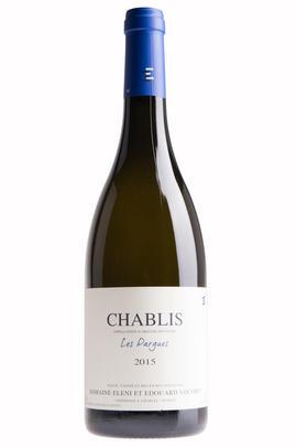 2015 Chablis, Les Pargues, Domaine Eleni et Edouard Vocoret