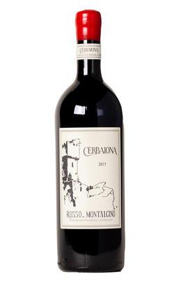 2015 Rosso di Montalcino, Cerbaiona, Tuscany, Italy