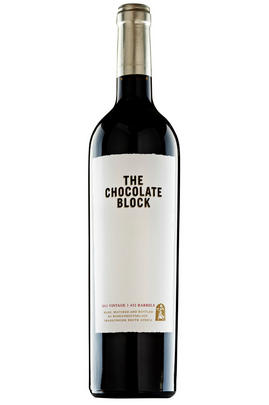 2015 Boekenhoutskloof, The Chocolate Block, Franschhoek, South Africa