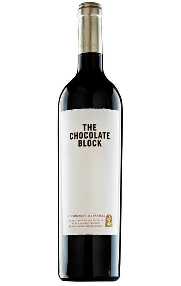 2015 Boekenhoutskloof, The Chocolate Block, Franschhoek, South Africa