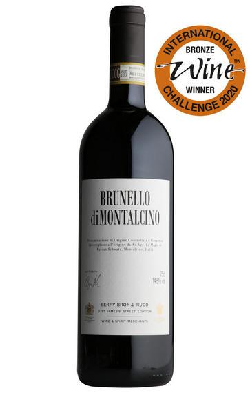 2015 Berry Bros. & Rudd Brunello di Montalcino by La Màgia, Tuscany, Italy