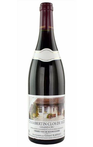 2015 Chambertin Clos de Bèze, Grand Cru, Domaine Gerard Raphet, Burgundy