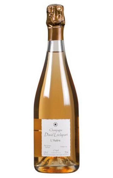 2015 Champagne David Léclapart, L'Astre, Degorgement2019,Blanc de Noirs Rosé