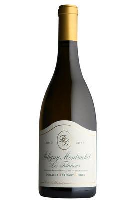 2015 Puligny-Montrachet, La Garenne, 1er Cru, Bernard Bonin, Burgundy