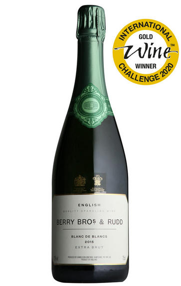 2015 Berry Bros. & Rudd English Sparkling Wine by Hambledon Vineyard