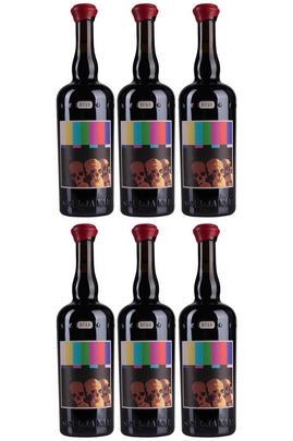 2015 Sine Qua Non, Eleven Confessions, Six-bottle Assortment Case (3 x Syrah M, 3 x Grenache E), California, USA
