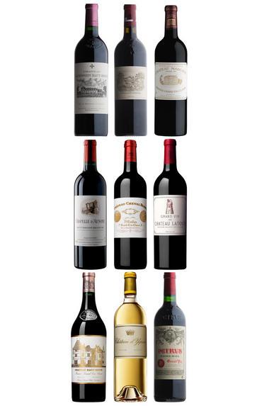 2015 Duclot Bordeaux Premier Cru, Nine-bottle Assortment Case