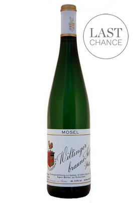 2015 Le Gallais Egon Müller,Wiltinger Braune Kupp Auslese GK Auction 10