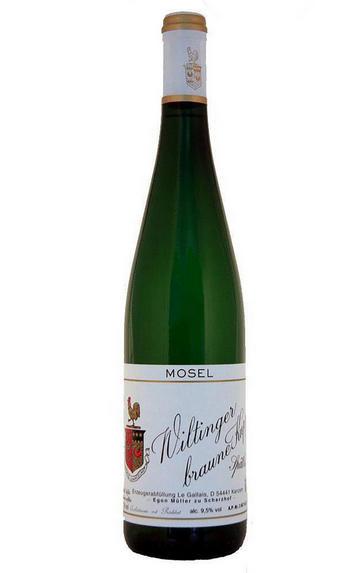 2015 Le Gallais Egon Müller,Wiltinger Braune Kupp Auslese GK Auction 10