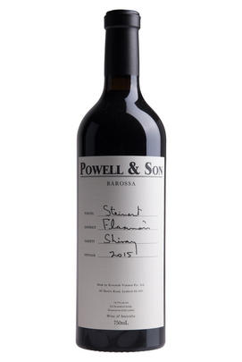 2015 Powell & Son, Barossa & Eden Valleys Shiraz, Barossa