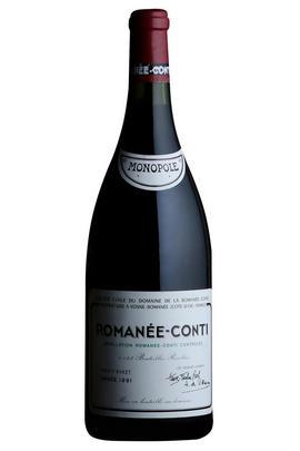 2015 Romanée-Conti, Grand Cru, Domaine de la Romanée-Conti, Burgundy