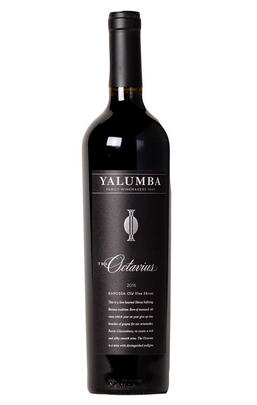2015 Yalumba, The Octavius, Old Vine Shiraz, Barossa Valley, Australia