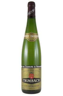 2015 Gewurztraminer, Cuvée des Seigneurs de Ribeaupierre, Trimbach, Alsace