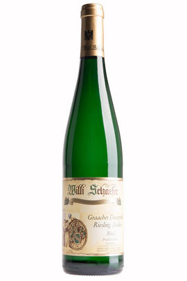 2015 Graacher Domprobst, Riesling GK, Auslese,Auction 15,Willi Schaefer