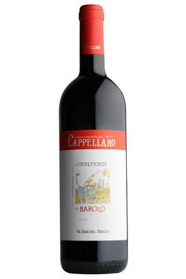2015 Barolo Pie Rupestris, Dr. Giuseppe Cappellana, Piedmont, Italy