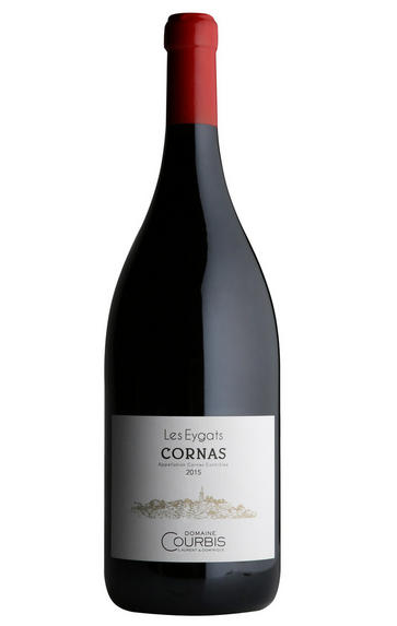 2015 Cornas, Les Eygats, Domaine Courbis