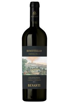 2015 Rovittello, Particella No. 341, Etna Rosso, Riserva, Benanti, Sicily, Italy