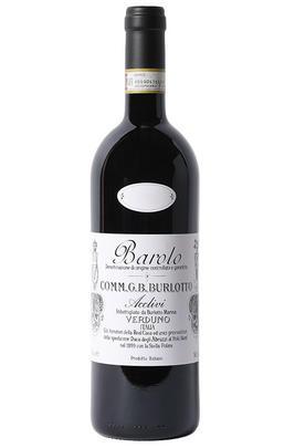 2015 Barolo, Acclivi, Comm. G.B. Burlotto, Piedmont, Italy