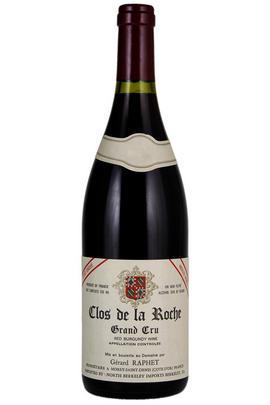 2015 Clos de la Roche, Grand Cru, Domaine Gerard Raphet, Burgundy