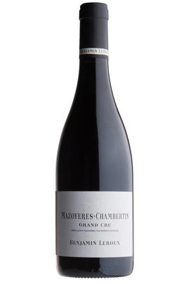 2016 Mazoyères-Chambertin, Grand Cru, Benjamin Leroux, Burgundy