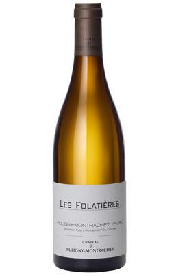 2016 Puligny-Montrachet, Les Folatières, 1er Cru, Château de Puligny- Montrachet, Burgundy