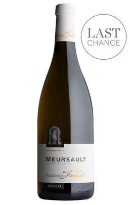 2016 Meursault, Jean-Philippe Fichet, Burgundy