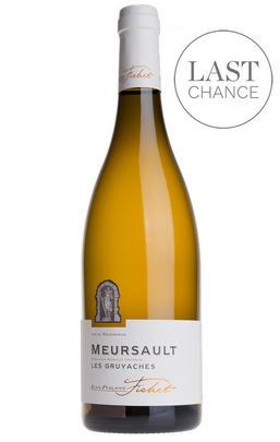 2016 Meursault, Les Gruyaches, Jean-Philippe Fichet, Burgundy