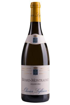 2016 Bâtard-Montrachet, Grand Cru, Olivier Leflaive, Burgundy