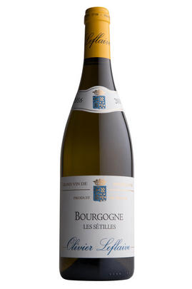 2016 Bourgogne Blanc, Les Sétilles, Olivier Leflaive, Burgundy