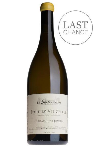 2016 Pouilly-Vinzelles, Les Quarts, La Soufrandière, Bret Bros., Burgundy
