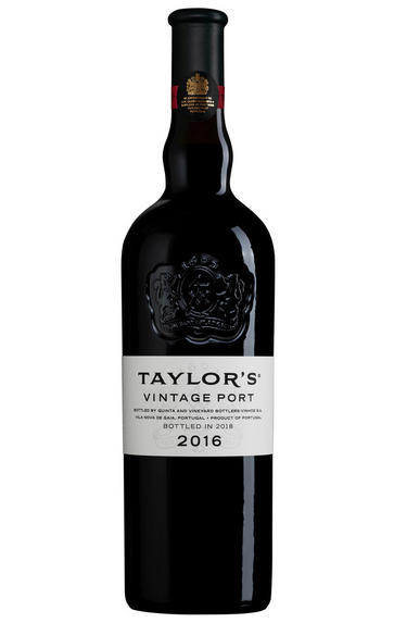 2016 Taylor Fladgate Vintage Port