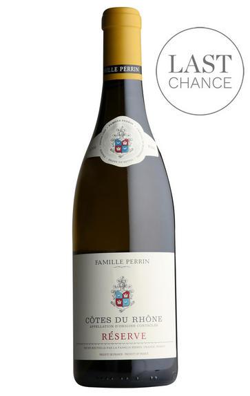 2016 Côtes du Rhône Blanc, La Famille Perrin