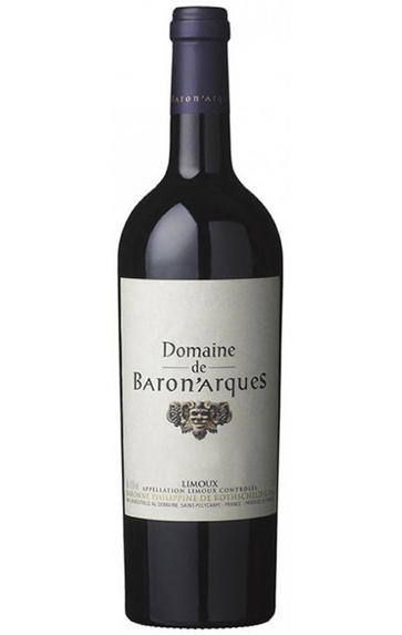 2016 Domaine de Baronarques, Grand Vin Rouge, Limoux