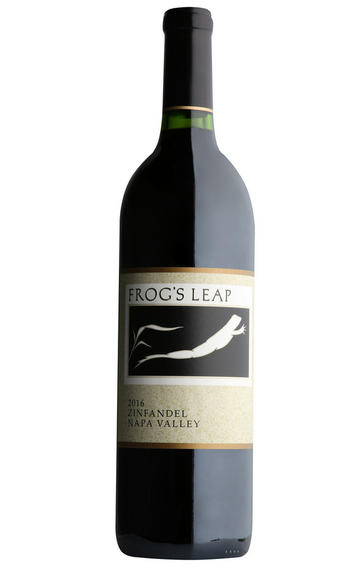 2016 Frog's Leap, Zinfandel, Napa Valley, California, USA