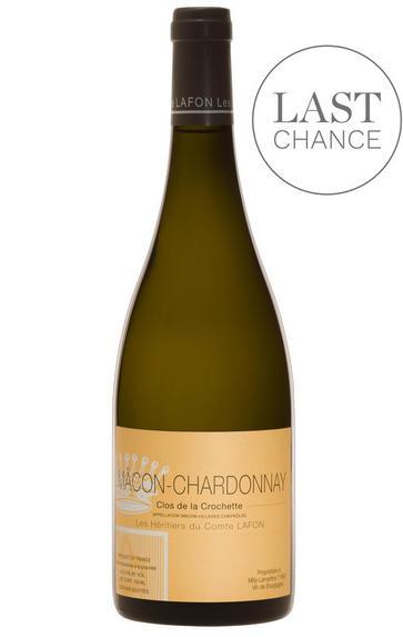 2016 Mâcon-Chardonnay, Clos de la Crochette, Héritiers du Comte Lafon, Burgundy