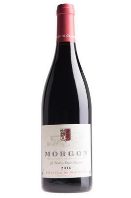 2016 Morgon, La Voûte Saint-Vincent, Domaine Louis Claude Desvignes, Beaujolais