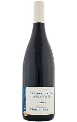 2016 Beaune Rouge, Les Aigrots, 1er Cru, Domaine Sébastien Magnien, Burgundy