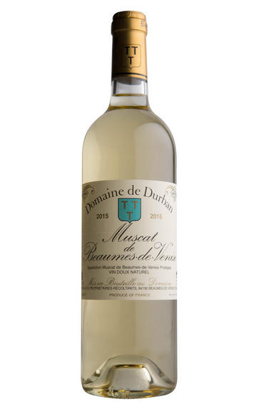 2016 Muscat de Beaumes-de-Venise, Vin Doux Naturel, Domaine de Durban, Rhône